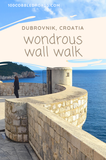Like every other place, Dubrovnik (Croatia) aneeds to be felt, not just seen