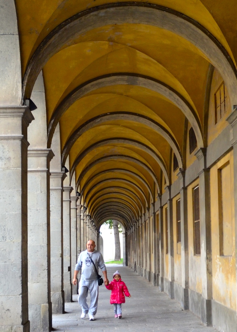 Lucca town 1
