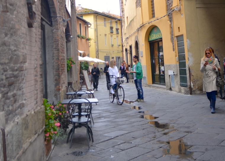 Lucca town 11