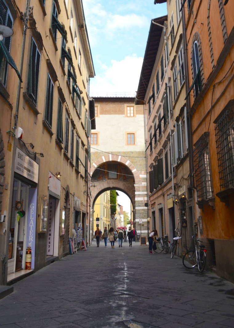 Lucca town 15