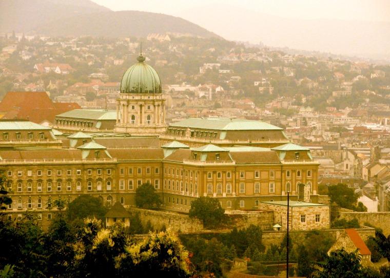 Budapest Buda Castle.jpg