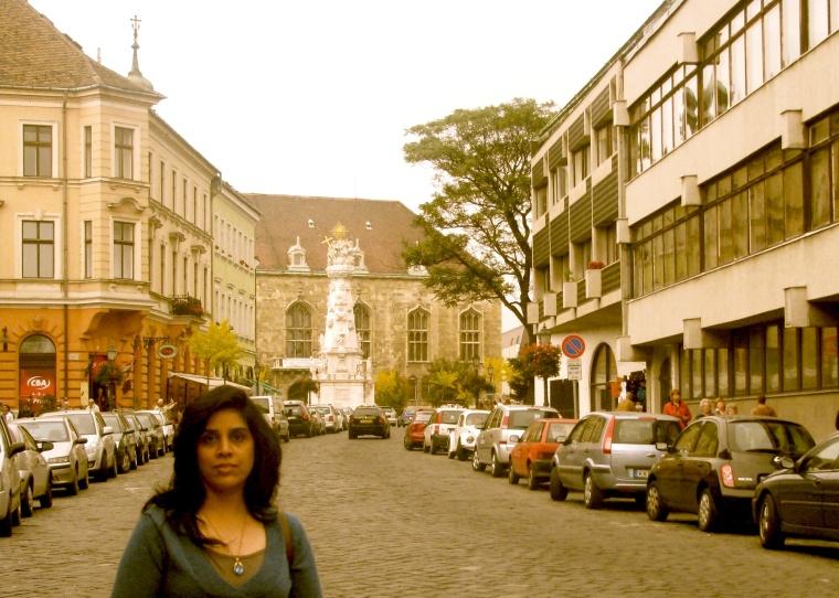 Budapest Buda town 1
