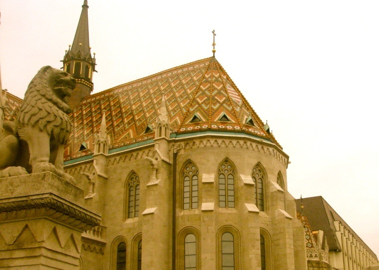 Budapest Mathias Church