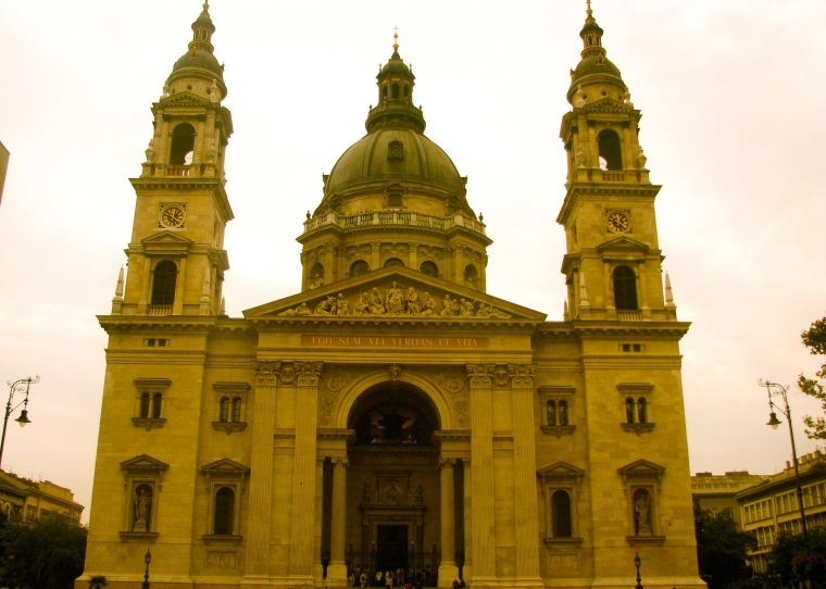 Budapest St. Stephen_s Basilica