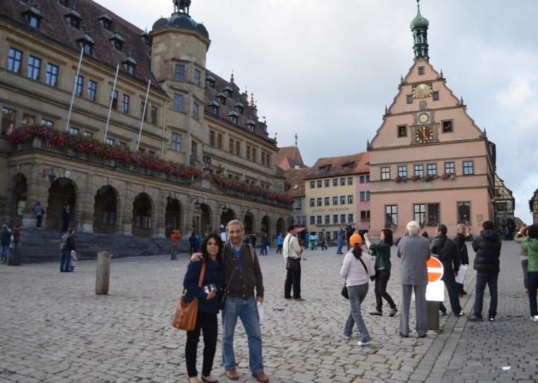 Marktplatz, Rothenberg ob der Tauber 21