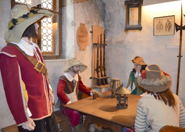 Reichstadtmuseum, Rothenberg ob der Tauber