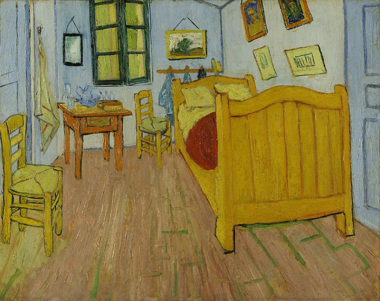 Van Gogh-Bedroom
