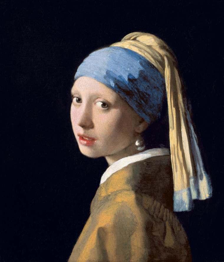 Vermeer - pearl earring