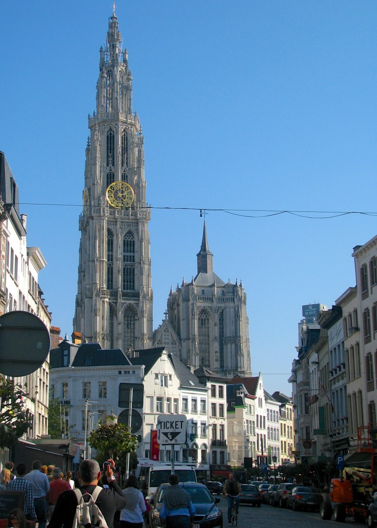 Antwerp Cathedral 1