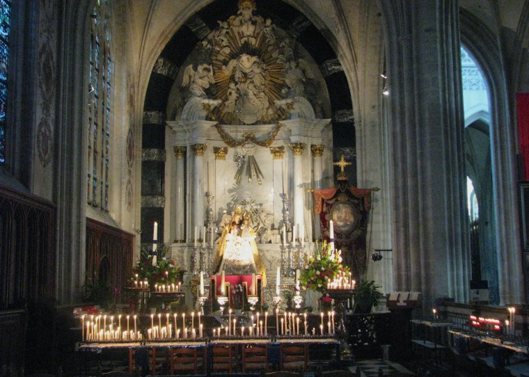 Antwerp Cathedral 5