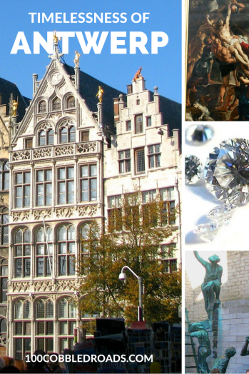 Timelessness of Antwerp