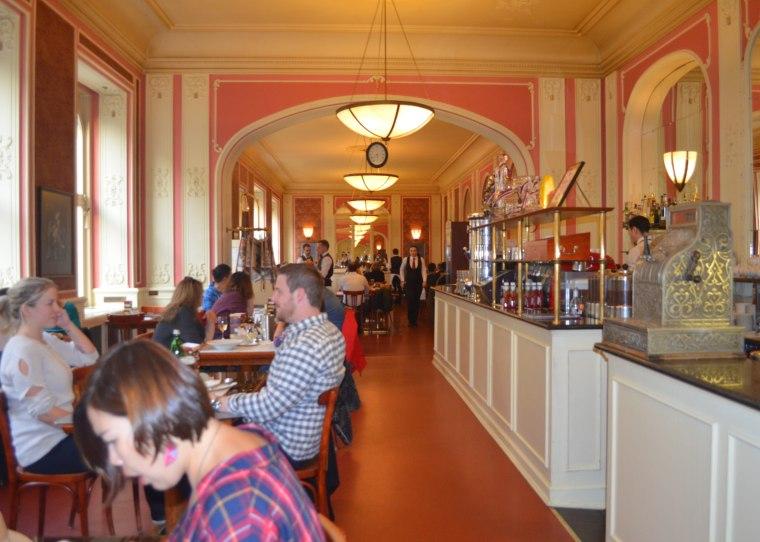 Czech Svíčková Cafe Louvre 2.jpg