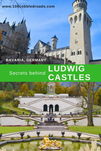 Make Munich your base to explore two of Ludwig's most well-recognised fairytale castles. To marvel at their artistic splendour, but also to fathom the folds of the troubled mind of an reluctant ruler, whose life (and death) are shrouded in dark mystery.