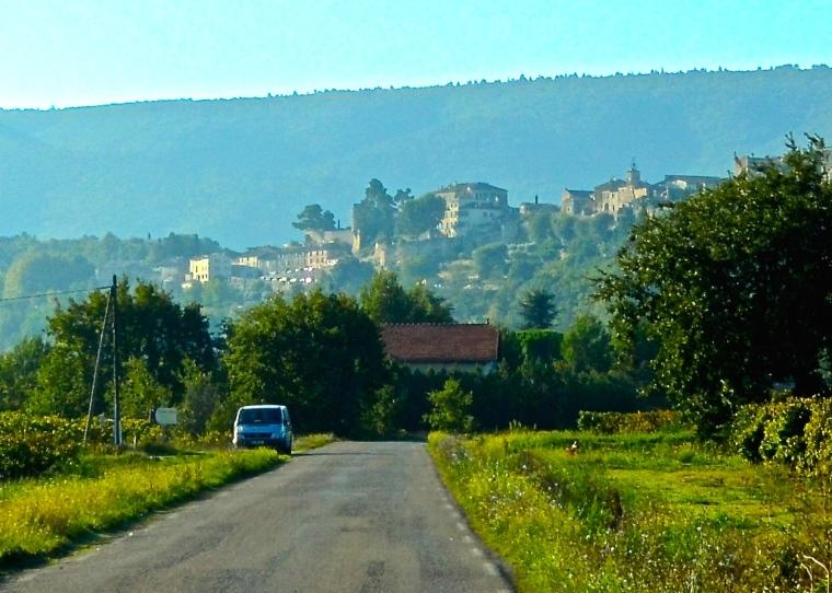 Menerbes, Provence 1