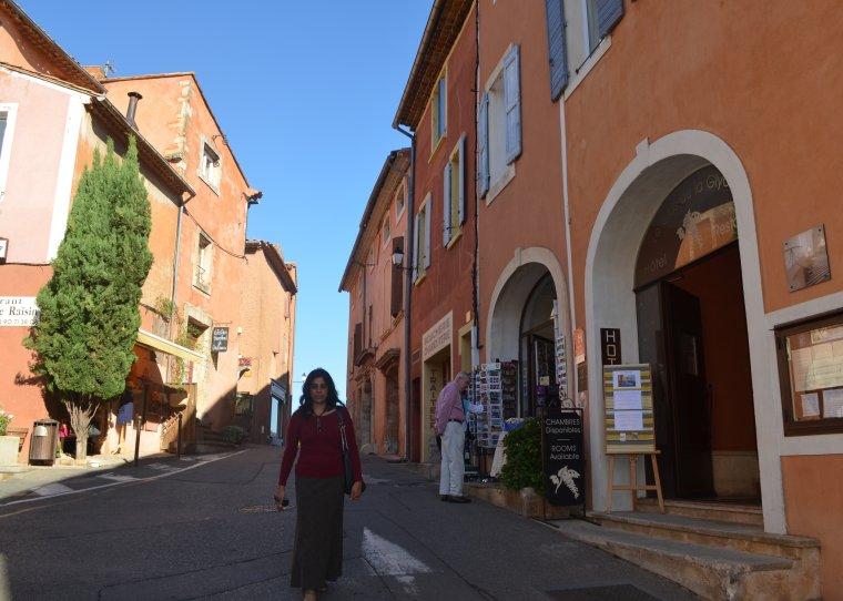 Roussillon, Provence 3