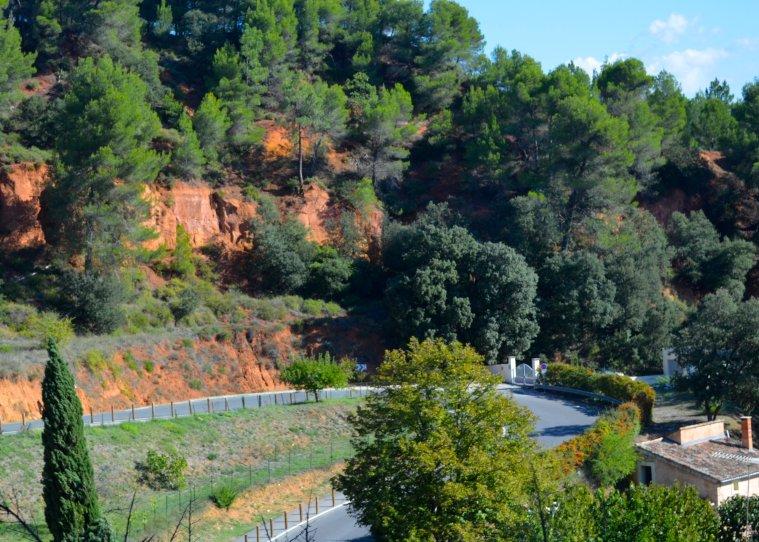Roussillon, Provence 7