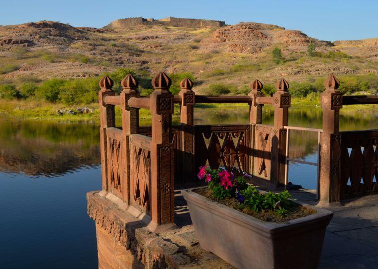 Jaswant Thada, Jodhpur 1