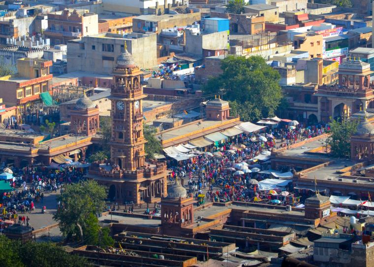 Mehrangarh, Jodhpur 17