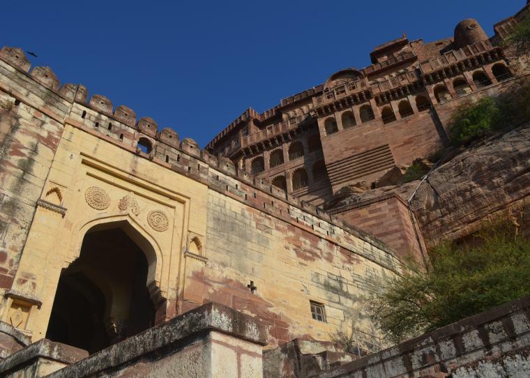 Mehrangarh, Jodhpur 24