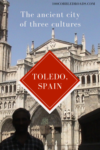 Toledo, the ancient city of the three cultures, is the best day trip from Madrid, Spain