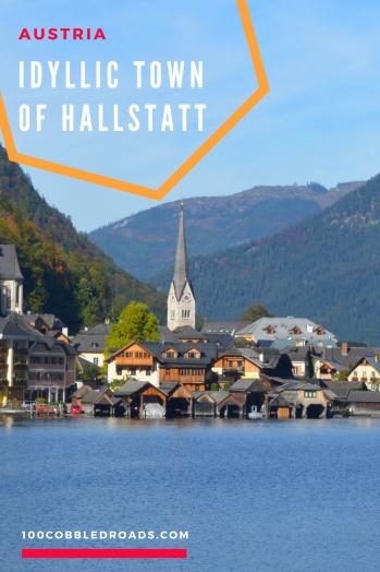 An idyllic day in the heavenly town of Hallstatt