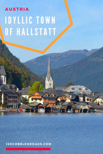 An idyllic day in the heavenly town of Hallstatt