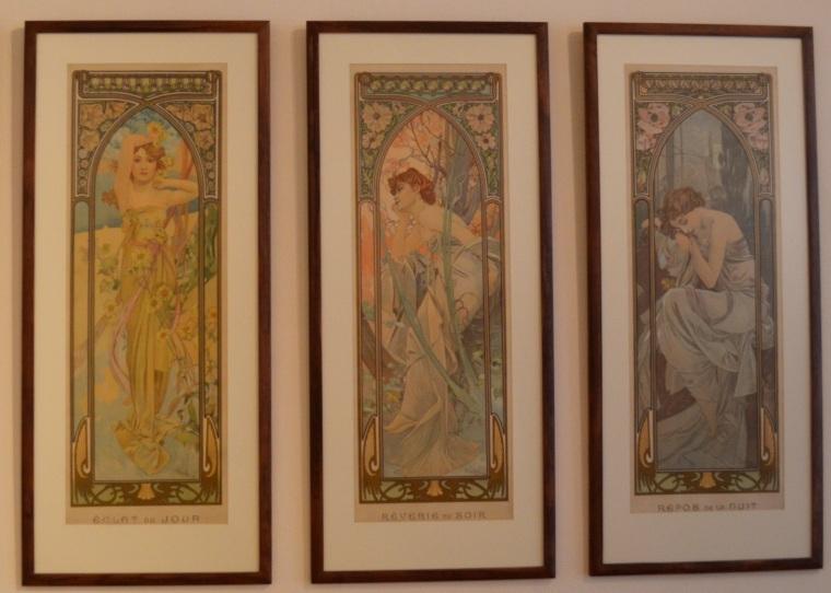 Mucha Art Nouveau 1