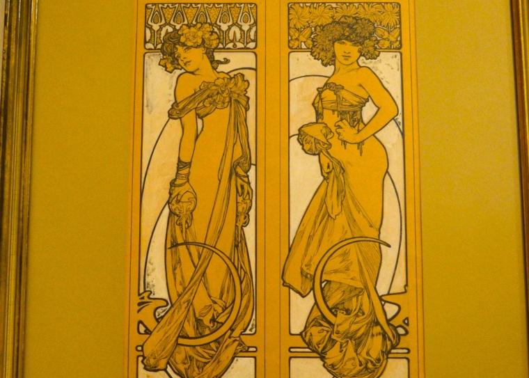 Mucha Art Nouveau 2