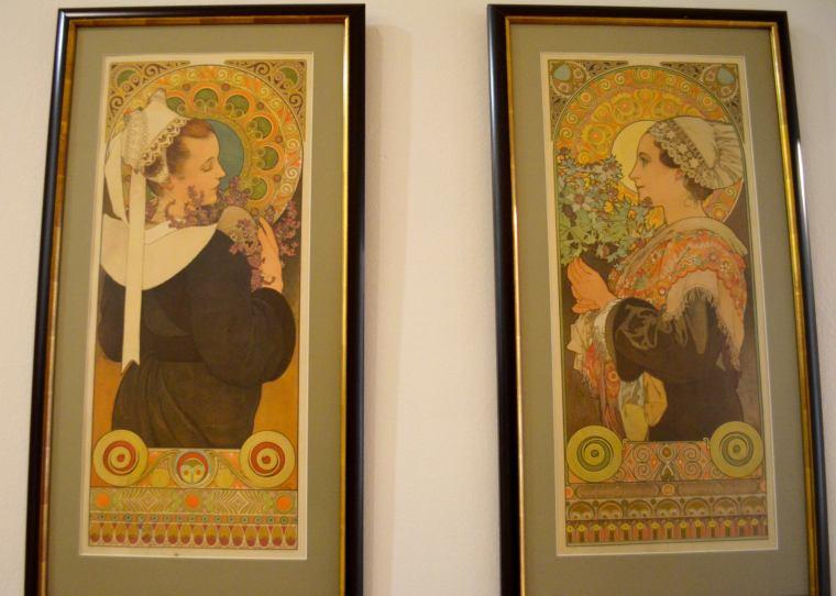 Mucha Art Nouveau 3
