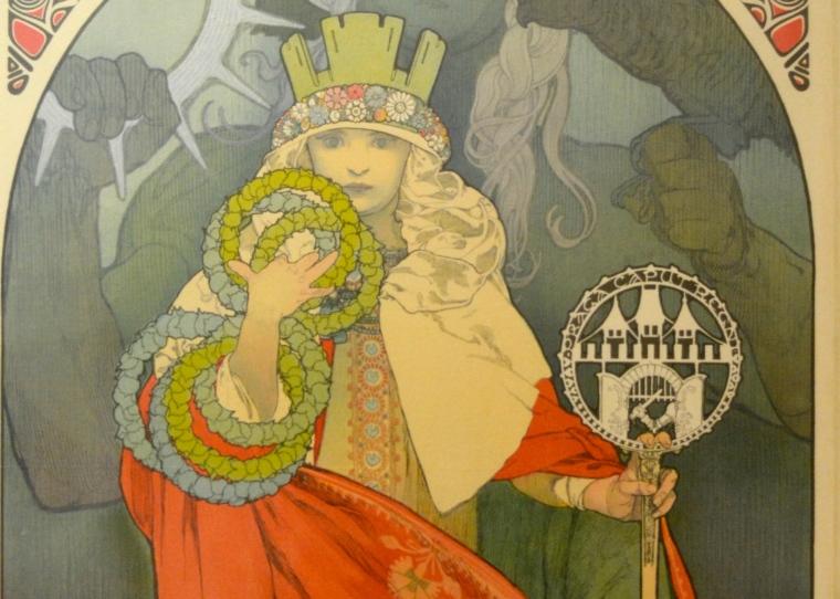 Mucha Art Nouveau 4