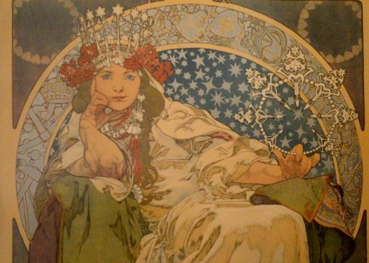 Mucha Art Nouveau 7