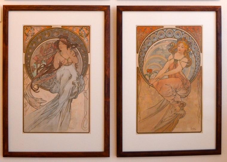 Mucha Art Nouveau 8