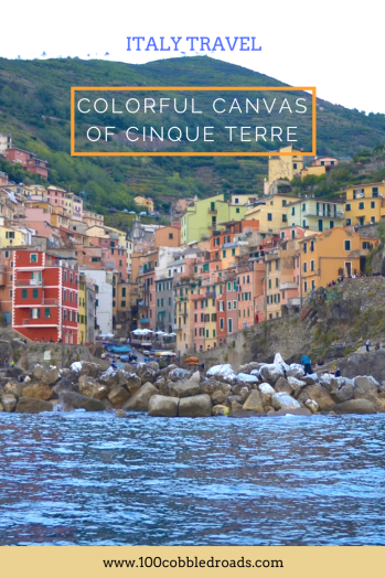 Italy's five villages promise sun, sea, rocky beaches, food and unadulterated slice of life.