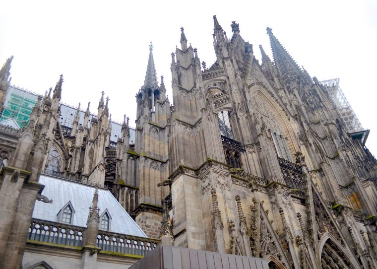 Cologne cathedral, Germany 1