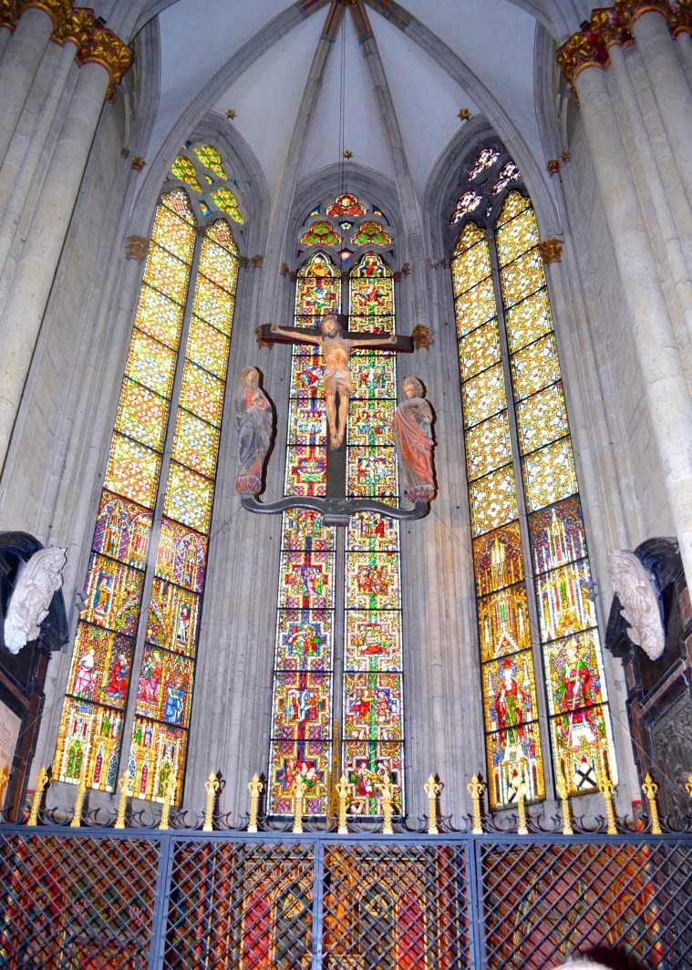 Cologne cathedral, Germany 5