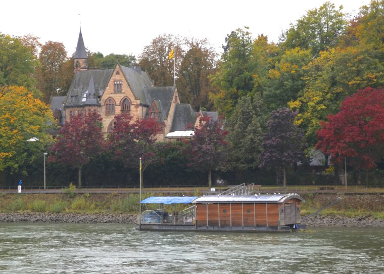 Cologne Rhine cruise, Germany 10
