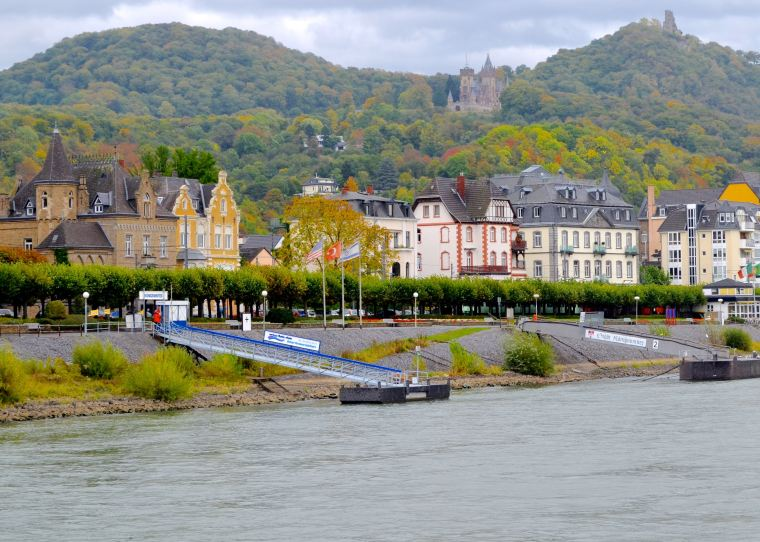 Cologne Rhine cruise, Germany 12