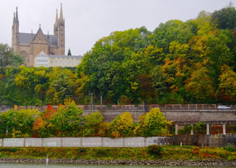 Cologne Rhine cruise, Germany 18