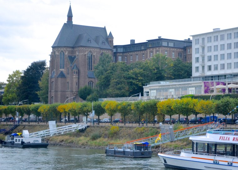 Cologne Rhine cruise, Germany 8