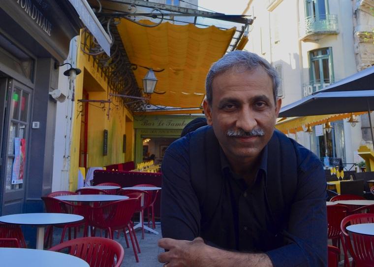 Arles Cafe Terrace, France