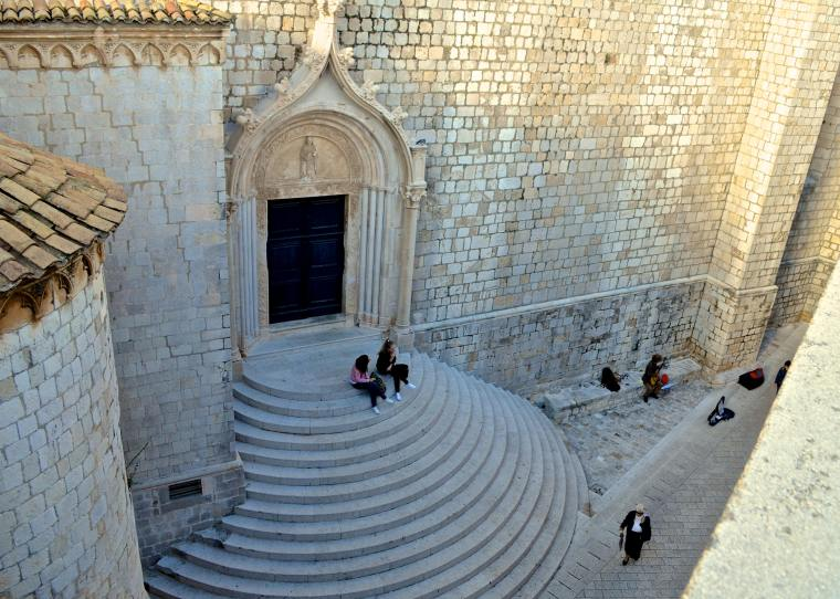 Dominican Monastery, Dubrovnik 3