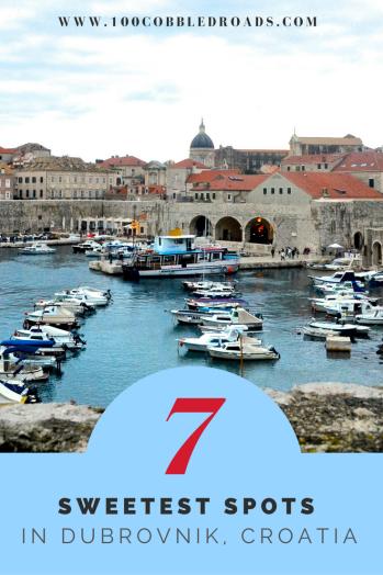 Insta-worthy Dubrovnik beyond the wall walk