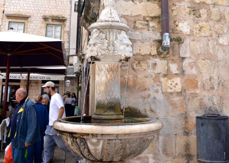 Gundulić Square, Dubrovnik 2