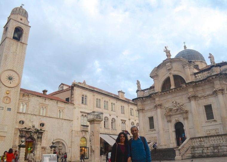 Loggia Square, Dubrovnik 1