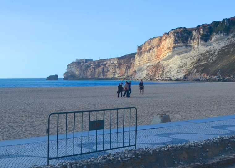 Nazare beach, Portugal 2