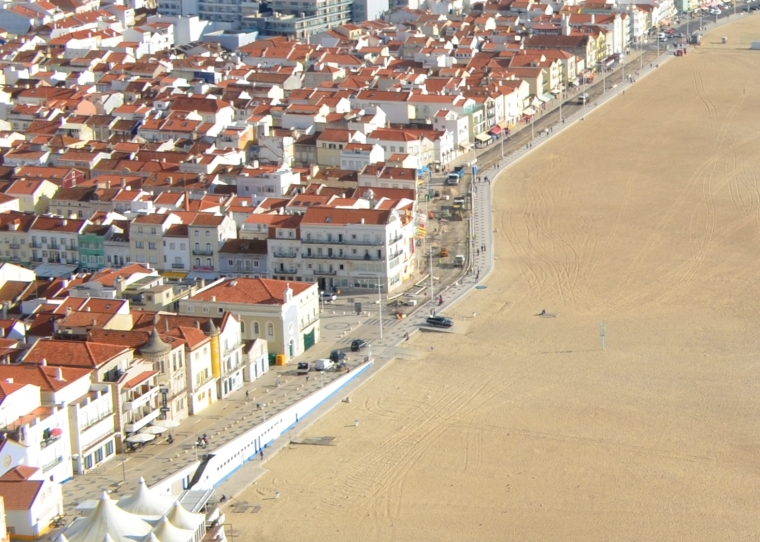 Nazare beach, Portugal 4