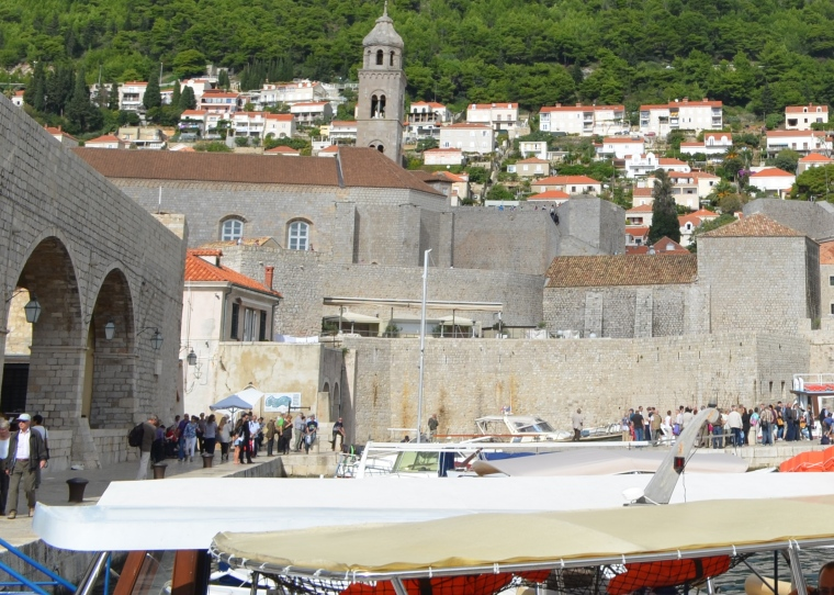 Old harbour, Dubrovnik 3