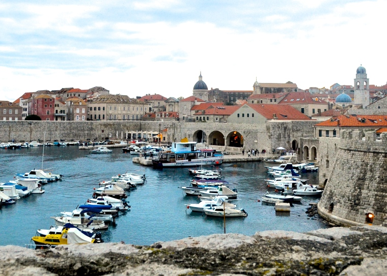 Old harbour, Dubrovnik 5