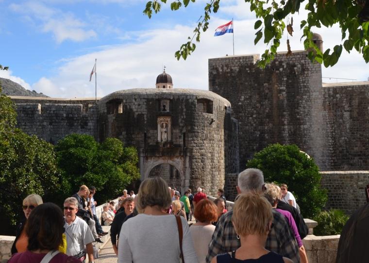 Pile Gate, Dubrovnik 1