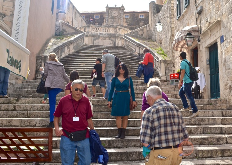 Spanish Steps, Dubrovnik